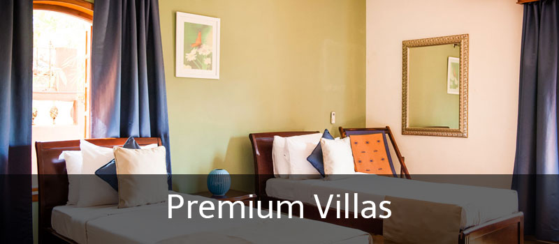 Premium Holiday Villas in Goa