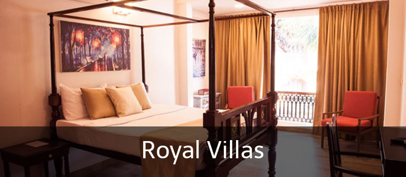 Royal Holiday Villas in Goa