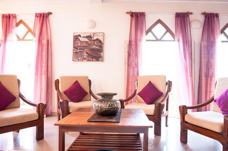 2 Bedroom Suites in Goa : Holiday Suites in Goa : Aguada Anchorage ...