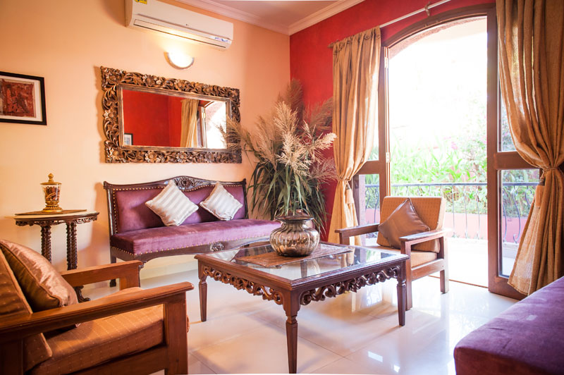 1 Bedroom Suites In Goa Holiday Suites In Goa Aguada