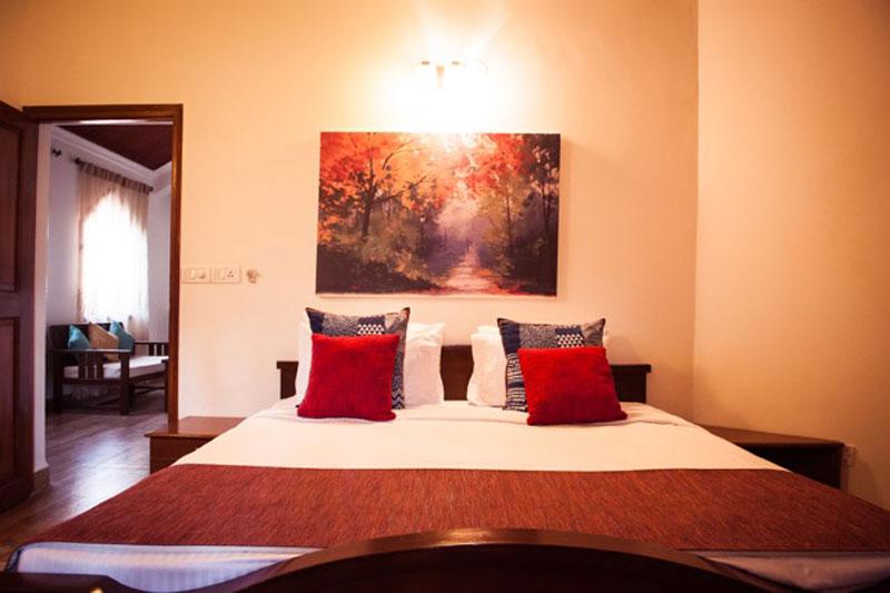 4 Bedroom Royal Jacuzzi Villa In Goa Four Bedroom Royal